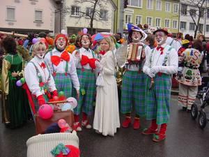 Clowngruppe