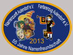 "Pin ""Narrenfreundschaft 2013"""